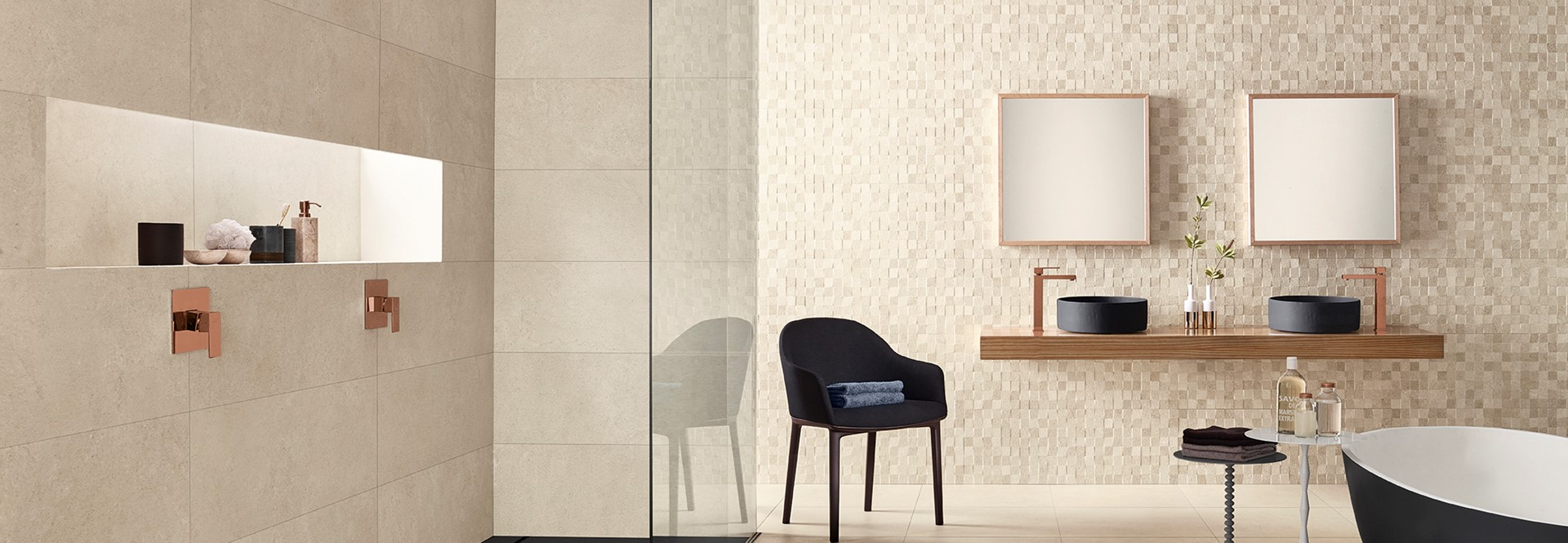Stone Effect Tile Nest Porcelain And Ceramic Tiles