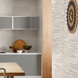 Nest Grey Ceramic Wall Tile