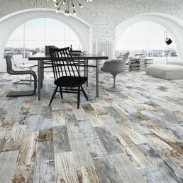 Santa Monica Wood effect Tiles