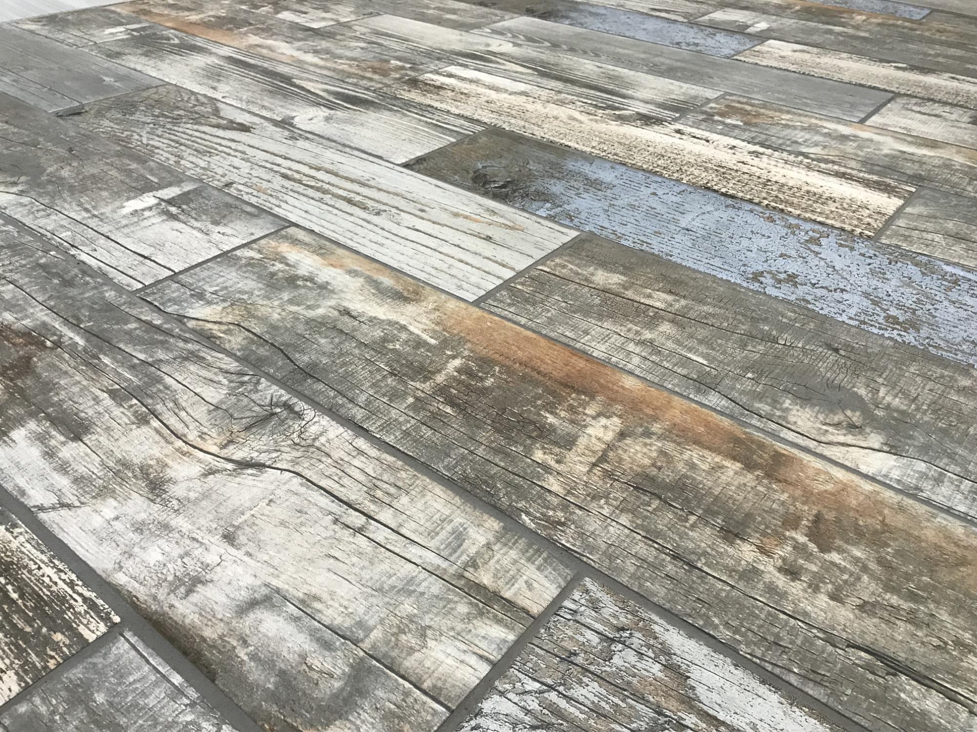 Wood effect tile santa monica by nick firth tiles for Flooring santa monica