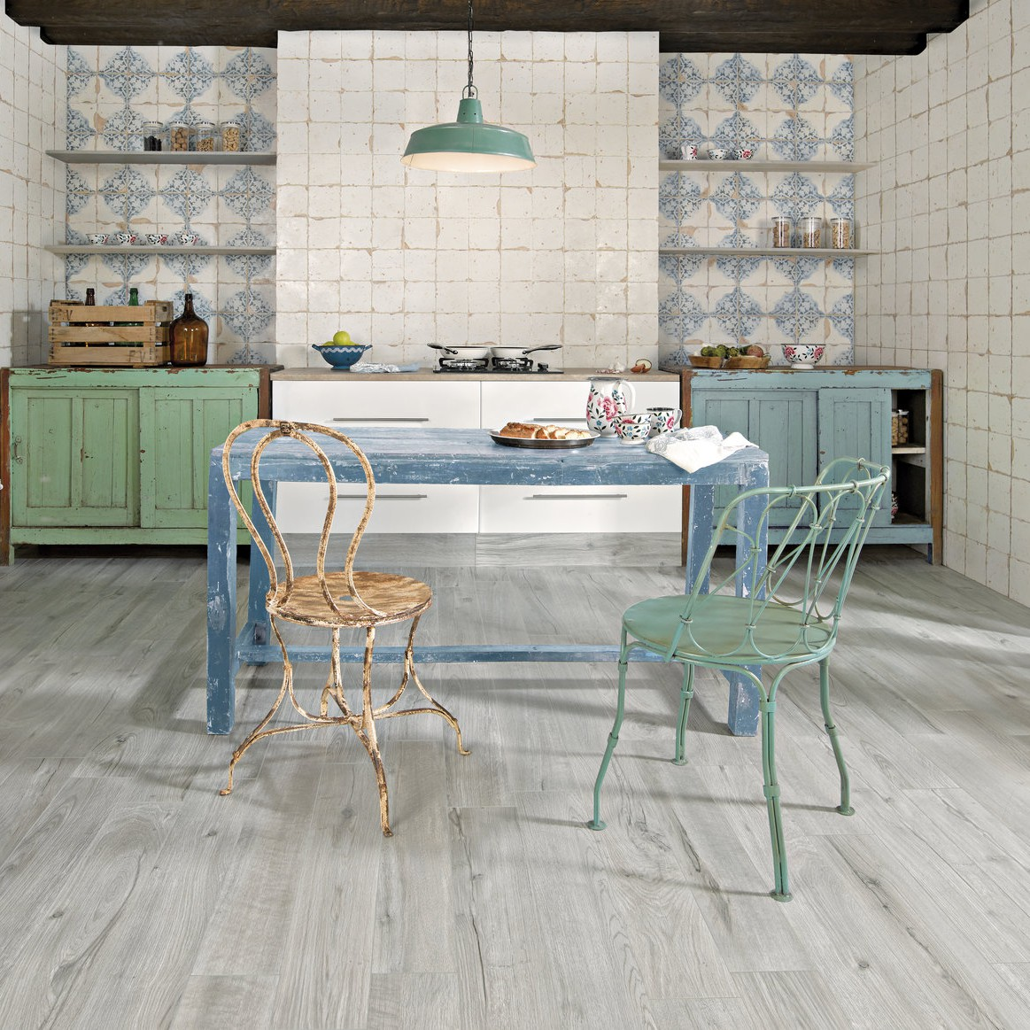 Artisan Rustic Effect Tile Ceramic Wall Floor Tile